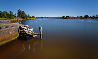 Photograph - Beautiful Manning River 666 by Kevin Chippindall