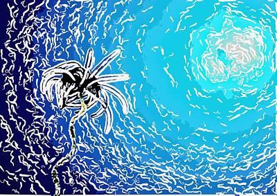 Beautiful Marine Plants 2 Art Print by Lanjee Chee