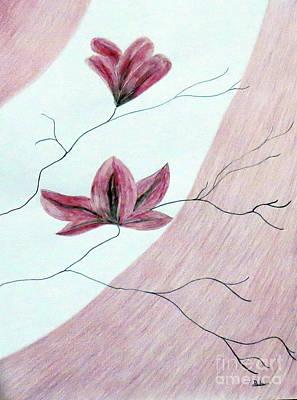 Beautiful Mess Original by Adina Art
