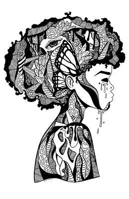 Beautiful Mind Art Print
