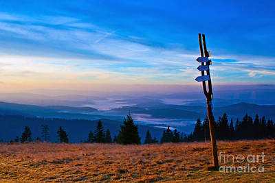 Photograph - Beautiful Morning by Jaroslaw Suchozebrski