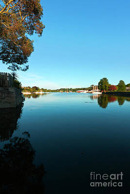 Photograph - Beautiful Mylor Creek by Terri Waters