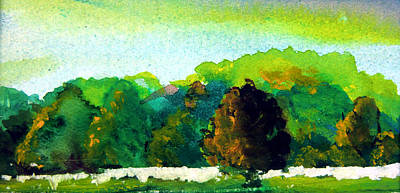 Ohio Painting - Beautiful Ohio by Mindy Newman