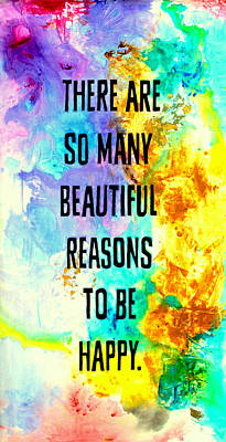 Beautiful Reasons Original by Ivan Guaderrama