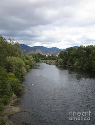 Photograph - Beautiful Rogue River by Marie Neder
