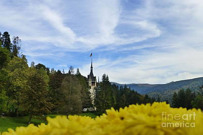 Photograph - Beautiful Romanian Scenery by Barbie Corbett-Newmin