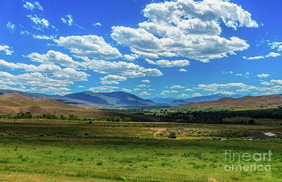 Photograph - Beautiful Salmon Valley by Robert Bales