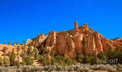 Photograph - Beautiful Sandstone by Robert Bales