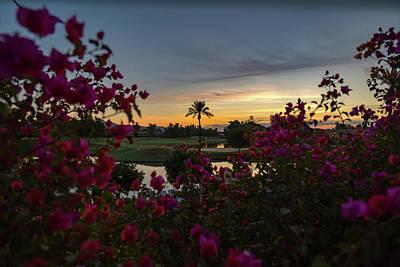 Photograph - Beautiful Scottsdale Sunrise by Anthony Doudt