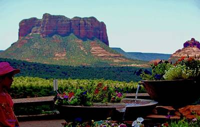 Photograph - Beautiful Sedona by Lorna Maza