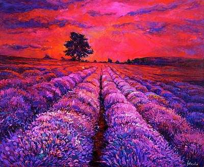 Fast Painting - Beautiful Sky by Ivailo Nikolov