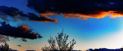 Photograph - Beautiful  Sky by Nancy Marie Ricketts