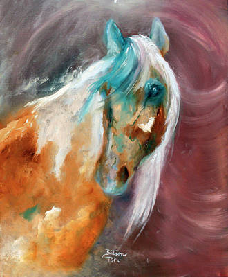 Painting - Beautiful Spirit by Barbie Batson