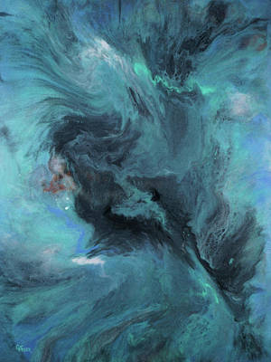Painting - Beautiful Storm by Chris Fraser