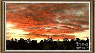 Photograph - Beautiful Sunset by Carole Martinez