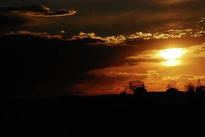 Photograph - Beautiful Sunset by Wanda Jesfield