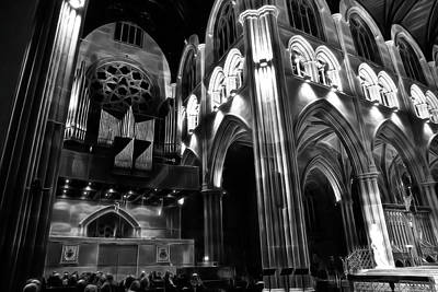 Photograph - Beautiful Tone Of Trumpet And Organ by Miroslava Jurcik