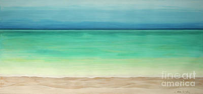 Painting - Beautiful Waters by Robyn Saunders