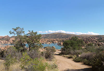 Prescott Photograph - Beautiful Watson Lake by Gordon Beck
