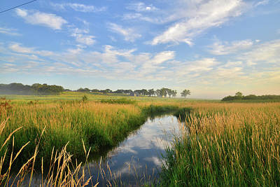 Photograph - Beautiful Wetlands In Glacial Park by Ray Mathis