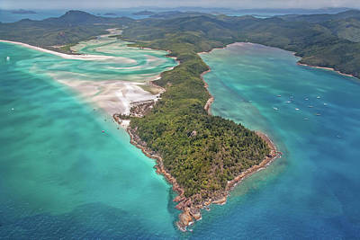 Sky Blue Photograph - Beautiful Whitsundays by Az Jackson
