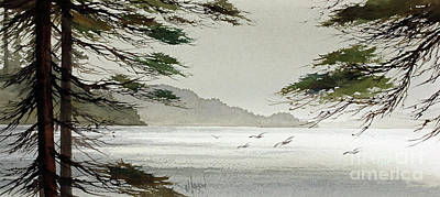 San Juan Painting - Beautiful Wilderness by James Williamson