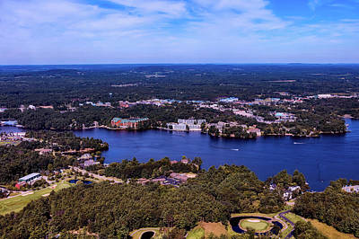 Photograph - Beautiful Wisconsin Dells by L O C