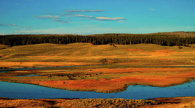 Photograph - Beautiful Yellowstone by Pixabay