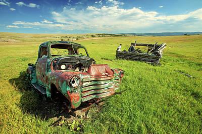 Jalopy Photograph - Beautiful Yet Not by Todd Klassy