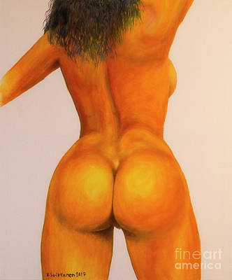Nudes Royalty-Free and Rights-Managed Images - Beauty 2 by Veikko Suikkanen