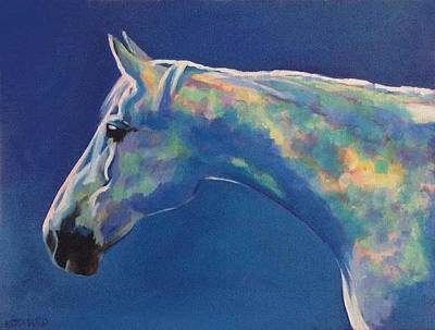 Wall Art - Painting - Beauty by Alison Stafford