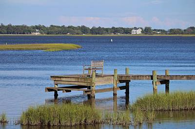 Photograph - Beauty At The Dock by Cynthia Guinn