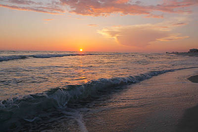 Panama City Beach Photograph - Beauty Before The Sun by Jessica Pate