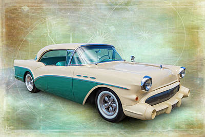 Photograph - Beauty Buick by Keith Hawley