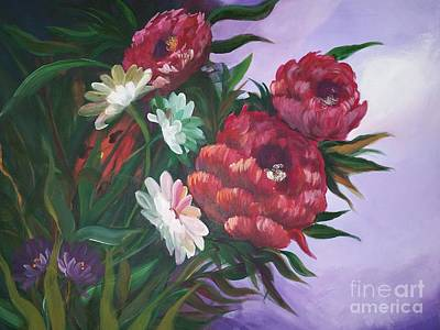 Beauty Bush Original by Dipali Shah