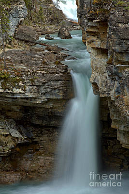 Photograph - Beauty Creek Blue Falls by Adam Jewell
