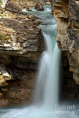 Photograph - Beauty Creek Stanley Falls by Adam Jewell
