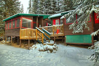 Photograph - Beauty Creek Winter Wonderland by Adam Jewell