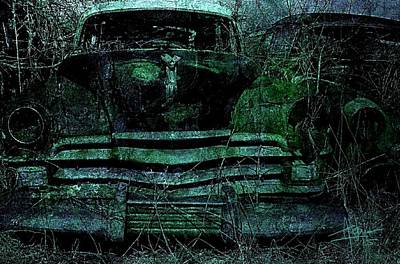 Photograph - Beauty In Decay by Jim Vance