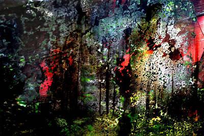 Keith Richards - Beauty in Decay by Randi Grace Nilsberg