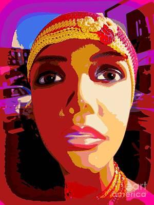 Digital Art - Beauty In Harlem by Ed Weidman