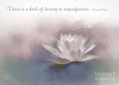 Photograph - Beauty In Imperfection by Renee Trenholm
