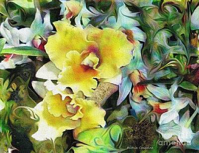 Digital Art - Beauty In Nature by Kathie Chicoine