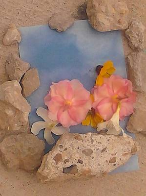 Wall Art - Photograph - Beauty In Rocky Places by Tina Partridge