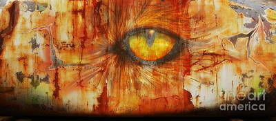Photograph - Beauty In The Eye Of The Beholder by Lexa Harpell