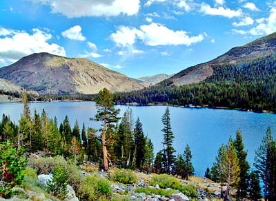 Photograph - Beauty In The Mountains by Marilyn Diaz