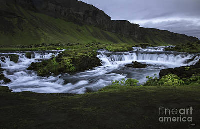 Beauty Is Everywhere In Iceland Art Print
