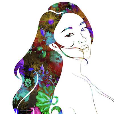 Beauty Lingers Art Print