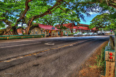 Photograph - Beauty Lives Old Koloa Town Kauai Collection Art by Reid Callaway