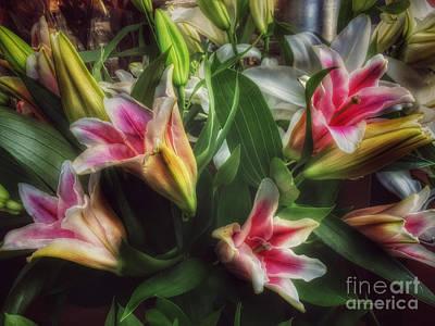 Photograph - Bundle Of Joy - Bouquets To Go by Miriam Danar